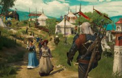 The Witcher 3 - Blood and Wine...