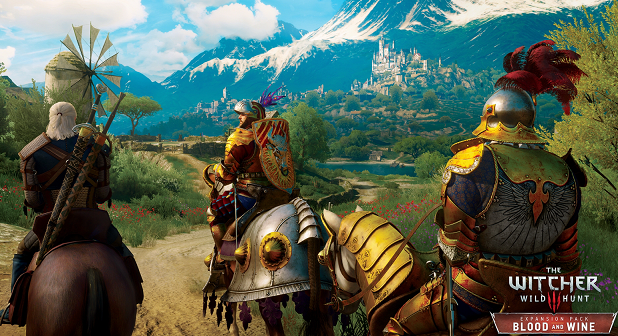 The Witcher 3 Blood And Wine Großmeister Schmied Finden Giga