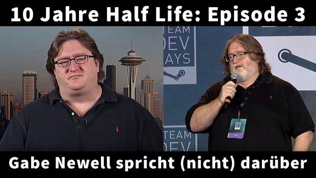 """Dekade der Enttäuschung: Dieses Video zeigt die """"Entwicklung"""" von Half Life 2: Episode 3"""