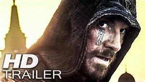 ASSASSIN'S CREED Trailer German Deutsch (2017)