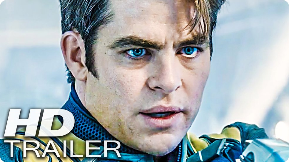 Star Trek Beyond - Trailer-Check