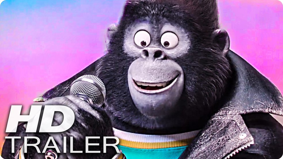 Sing - Trailer-Check