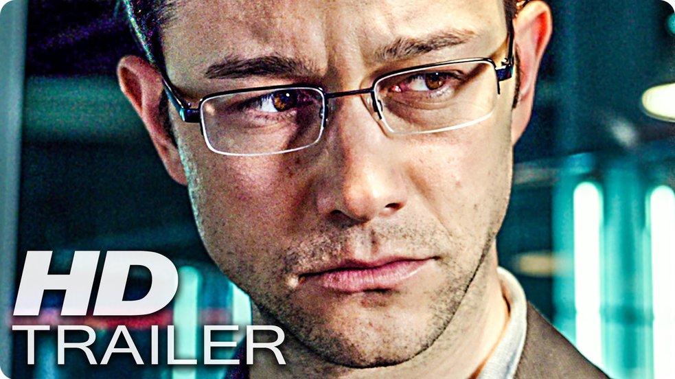 Snowden - Trailer-Check