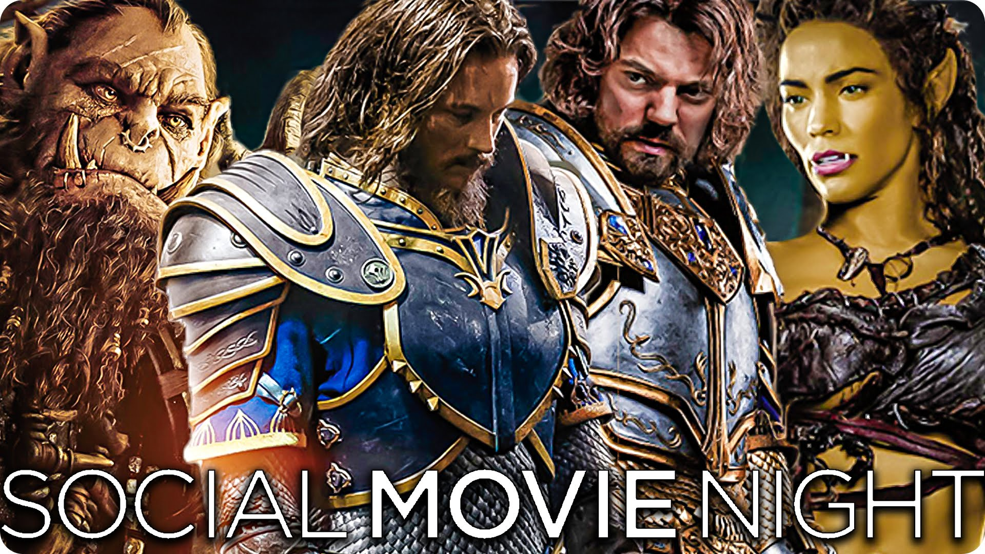 WARCRAFT - So war die Social Movie Night!