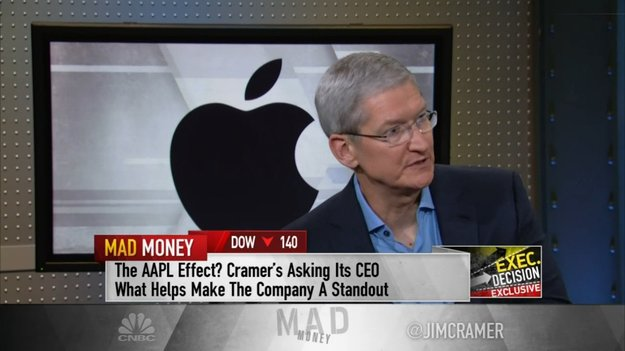 """Tim Cook über """"dysfunktionale Regierungen"""", Apples Rolle in der Welt und Steve Jobs"""