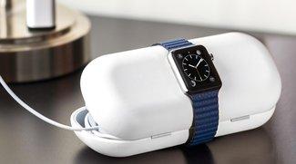 Twelve South TimePorter: Lade- und Reise-Etui für die Apple Watch jetzt in Deutschland zu haben