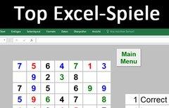 Excel-Spiele: 7 Kostenlose...