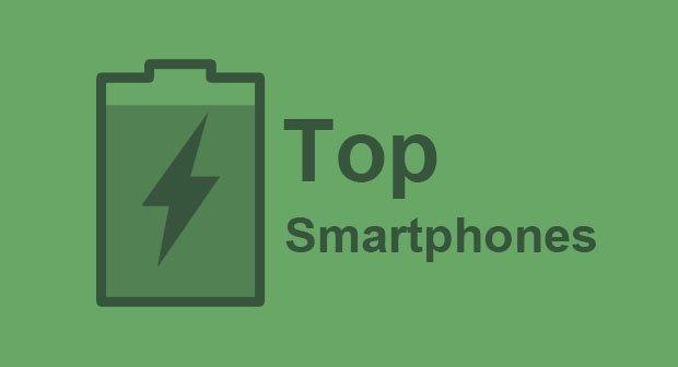 Die Top 7 Smartphones mit langer Akkulaufzeit (2017)