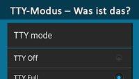 TTY-Modus: Was ist das? Erklärung und Definition