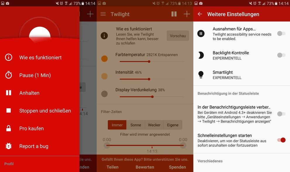 twilight-night-shift-android-alternative