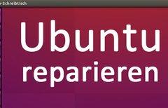 Ubuntu und Grub reparieren –...