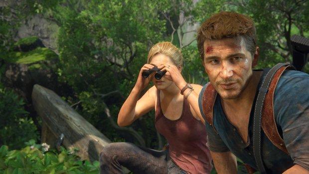 Uncharted 4 schlägt Doom in den britischen Spiele-Charts