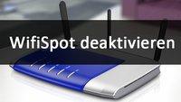 Unitymedia: Hotspot deaktivieren (WifiSpot) – So geht's