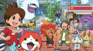 Yo-Kai Watch startet schwach in Großbritannien