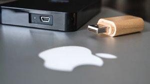 Externe Festplatte und USB-Stick am Mac verschlüsseln, so gehts