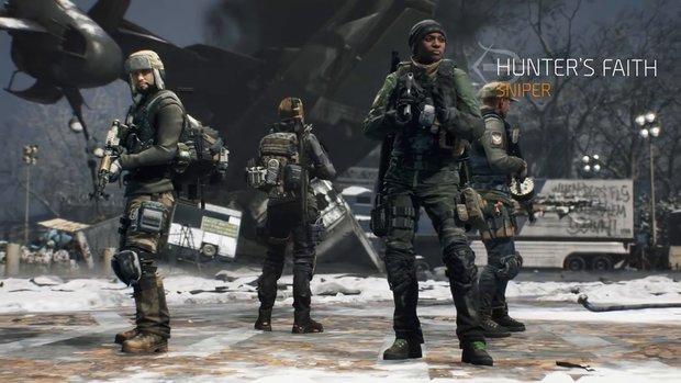 The Division: Hotfix entfernt nervigen Doppel-UI-Bug