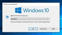 Windows 10: Benutzer abmelden – so geht's