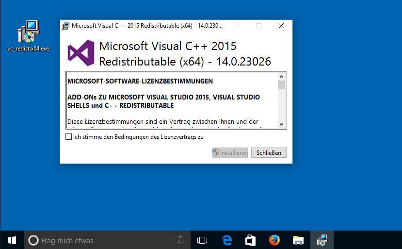 MSVCP140 dll oder VCRUNTIME140 dll fehlt – So behebt ihr den