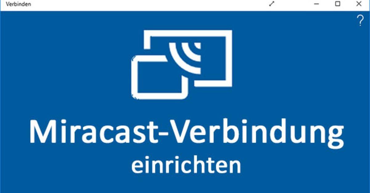 miracast for windows 10