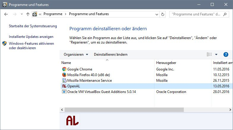 OPENAL32 DLL IS MISSING WINDOWS 7 FREE DOWNLOAD