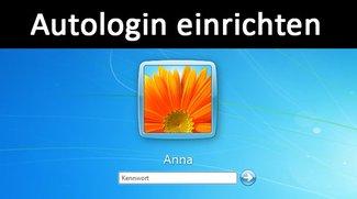 Windows 7 Autologin: automatisch anmelden – So geht's
