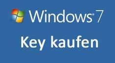 Windows 7: Key kaufen und günstig Lizenz erwerben – So geht's