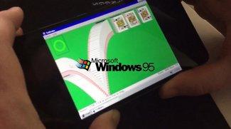 Windows 95 auf Android installieren: So einfach geht's