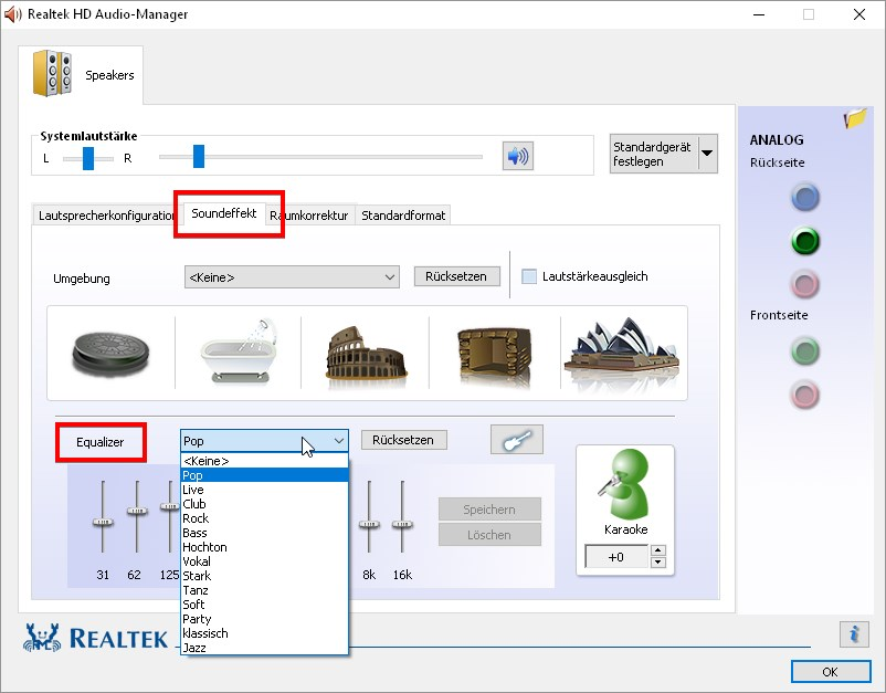 Windows 10 Equalizer Einstellen So Gehts Giga