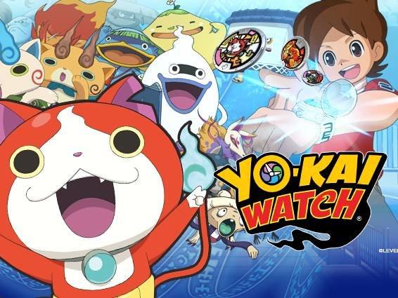 Yo-Kai Watch! Täglich im TV & Live-Stream ab 15:15 Uhr - Erste Staffel startet!
