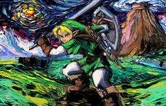 Zelda trifft Van Gogh:...