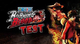 One Piece Burning Blood im Test: Wilde Klopperei mit viel Fan-Service