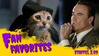 Sorge um Star Wars Nachdrehs, Lob für American Crime Story & ein Katzen-Film - Fan Favorites 2.9