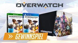 Overwatch-Gewinnspiel: Wir verlosen 2x die Collector's Edition des beliebten Multiplayer-Shooters