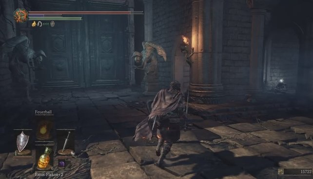 Die Kathedrale des Abgrunds in Dark Souls 3