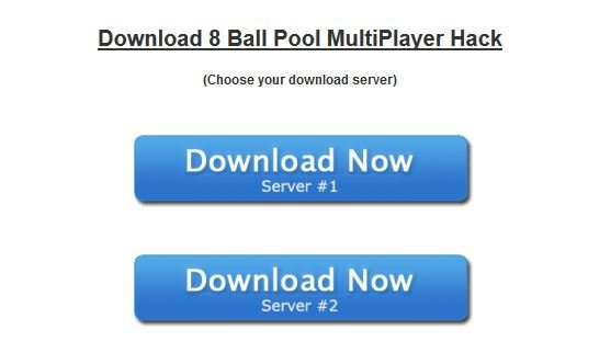 8 Ball Pool Hack Screenshot