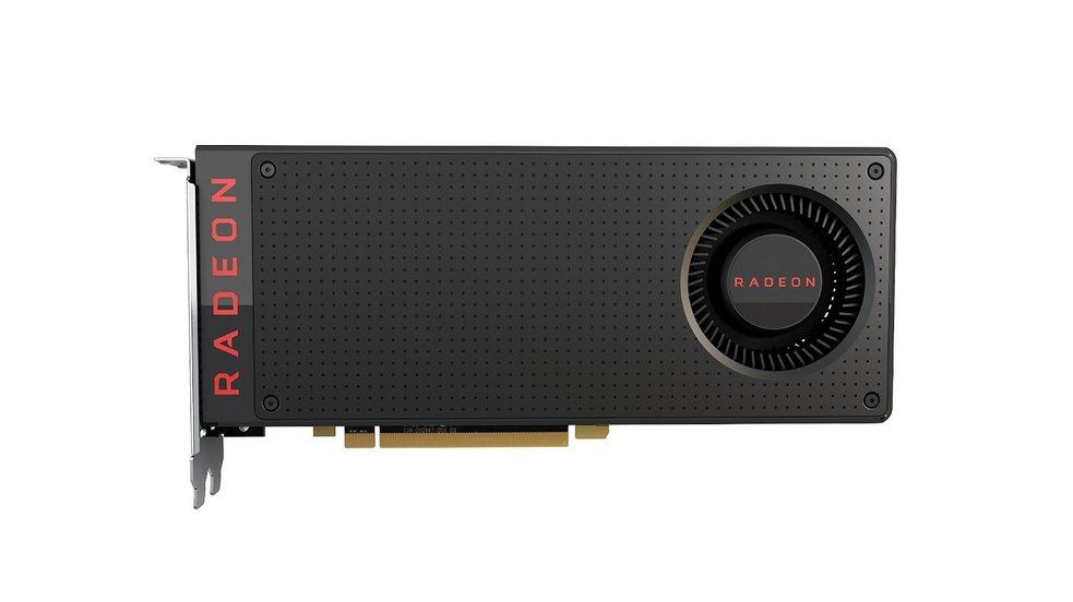 AMD Radeon RX 480: Erste Polaris-Grafikkarte feiert Marktstart