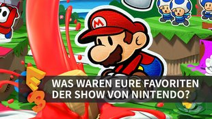E3 2016: Was waren eure Favoriten bei Nintendo Treehouse?