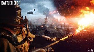 Battlefield 1: Schon wieder werden in einem Shooter Spieler gesperrt, weil sie zu gut sind