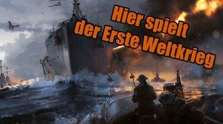 Battlefield 1: Neue Artworks und Teaser – hier spielt der Erste Weltkrieg