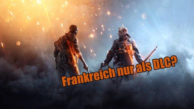 Battlefield 1: Zum Start mit 6 Kriegsparteien – eine der Wichtigsten als DLC