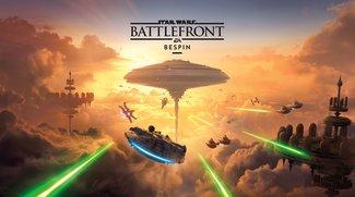 Star Wars Battlefront: Alle Infos zum Bespin DLC