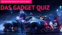 Das Gadget-Quiz: In welchen Filmen kommen diese 20 Gadgets zum Einsatz?
