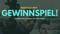 Bastille Day: Gewinnt zum Kinostart des Actionthrillers ein dickes Gaming-Set von Nacon