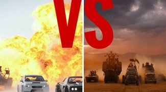 Neue Fast & Furious 8 Videos: Vin Diesel greift Mad Max Fury Road an