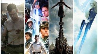 Release-Liste 2016: Alle großen Fantasy-, Science-Fiction- und Genre-Filme, die dieses Jahr noch kommen