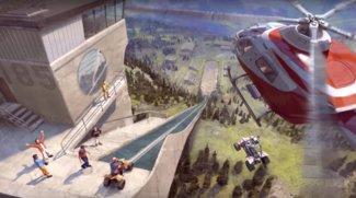 Das 2014 vorgestellte Extremsport-Spiel der Burnout-Macher wurde eingestellt