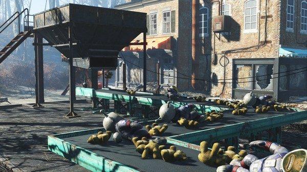Fallout 4: Contraptions Workshop DLC - Video zeigt alle neuen Items