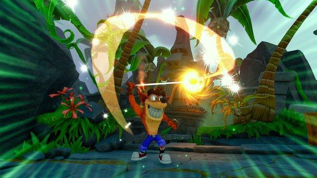 Crash Bandicoot kehrt zurück: Remaster der PlayStation-Klassiker
