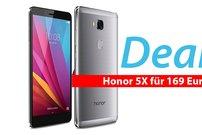 Preiskracher: Honor 5X für nur 169 Euro