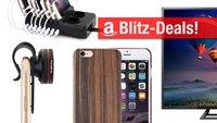 Blitzangebote: iPhone-Hülle aus Holz, Objektiv-Sets, Sony-TV u.v.m. heute günstiger